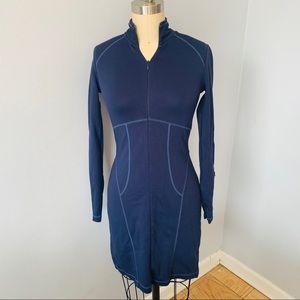 Athleta Half Zip Cassidy Dress